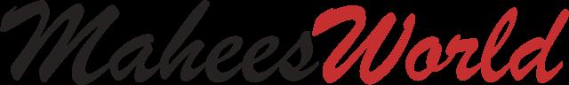 maheesworld logo